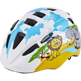 UVEX Kid 2 casco per bici Bambino colorato